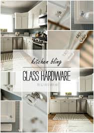 kitchens with white cabinets. Kitchen Hardware Ideas: Glass Knobs Kitchens With White Cabinets