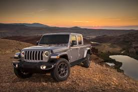 Jeep Confirms Gladiator Pickup Is Coming To Europe - Pickup Truck + ...
