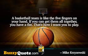 Basketball Team Quotes Interesting Basketball Quotes By BuzzyQuote On DeviantArt