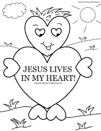 Religious Easter Coloring Pages For Children Archives Inside ...