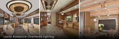 Itc Rv Lighting 4 5 Radiance Recessed Led Overhead Light Itc Rv