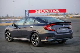 new car 2016 thaiThailand 2016 Civic released with blacked out front and new trunk