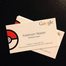 Brittanny Taylor On Twitter I Got My At Pokemon Master Business