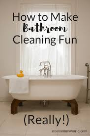Start by grabbing this (affiliate link) free Bathroom Basics Kit of Mrs.  Meyers hand soap + lotion + tub & tile cleaner + Grove Collaborative walnut  ...
