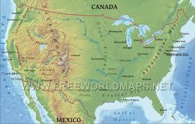 geography of arizona wikipedia map united states rocky mountains