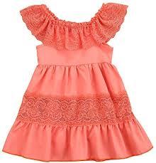 Loveletters <b>1</b>-<b>6Y Toddler Kids</b> Baby Girls Short Sleeve Ruffle Dress ...