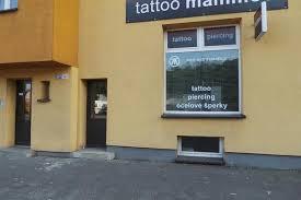 Tetování Ostrava Hrabůvka