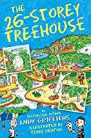 Junior Library Guild  The 26Story Treehouse By Andy GriffithsThe 26 Storey Treehouse