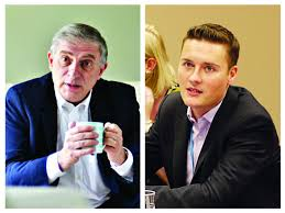 Meet the candidates in Ilford North: Lee Scott takes on Wes Streeting for  his old seat   Jewish News