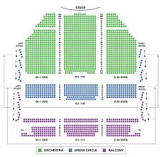 63 Scientific Seating Chart For Imperial Theater