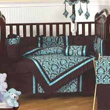 brown and aqua bedroom ideas for baby