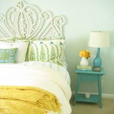 Green And Yellow Bedroom Ideas 3