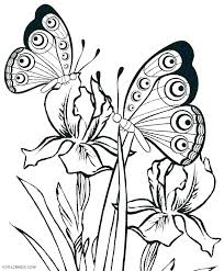 Butterfly Coloring Pages For Adults Butterfly Coloring Pages For