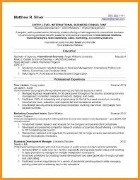 Medical Student Resume Amazing 48848 Example Resumes For College Students Wear488
