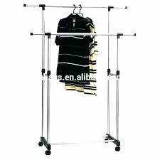 bed bath and beyond clothes rack double hanger hangers closet organize bed bath and beyond closet