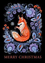 Pin by J Haupin on nature | <b>Scandinavian</b> folk art, <b>Fox</b> art, <b>Fox</b> ...