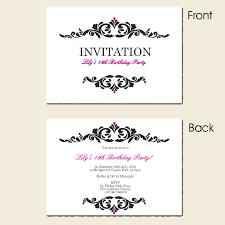 free printable surprise birthday invitations template cute free printable surprise party invitation templates unique 18th birthday party invitation