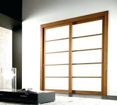 modern sliding closet doors glass canada