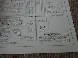 original william pro hockey arcade game wiring diagram image is loading original william pro hockey arcade game wiring diagram
