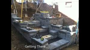 Small Picture Backyard Retaining Wall Ideas Ryans Landscaping 717 632 4074