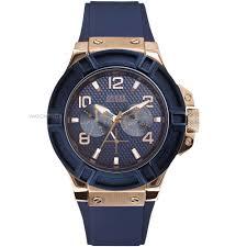 "men s guess rigor watch w0247g3 watch shop comâ""¢ mens guess rigor watch w0247g3"
