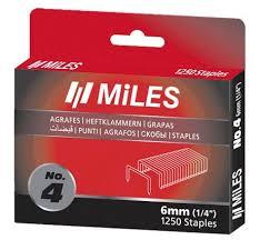 <b>Скоба Miles</b>, <b>тип 140</b>, 12мм, 1250шт - купить в магазине стройка ...