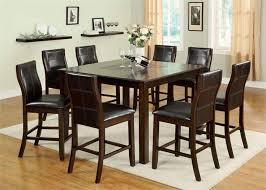 progressive furniture winston 7 piece counter height dining table set. 52\ progressive furniture winston 7 piece counter height dining table set e