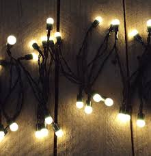 Battery Operated Led Indoor Lights Battery Operated Christmas Lights 50 Led Warm White Berry String Lights For Indoor Outdoor