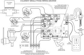 wiring diagrams for steam generator at and t