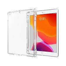 Apple Bao Da Máy Tính Bảng Silicon Có Ngăn Đựng Bút Cảm Ứng Cho Ipad 5 6 7  8 Mini 1 2 3 4 5 Pro 9.7 Air 1 2 3 4 10.5 10.2 11 2020 tại Indonesia