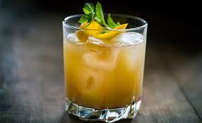 sip this exotic punch before summer is over dwarf banana rum hibiscus nutmeg foodpairing