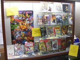 comic book display. Contemporary Comic Comic Book Display Inside Book Display G