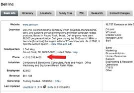 How To Find Corporate Phone Numbers