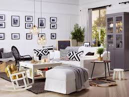 Cute White Living Room Furniture