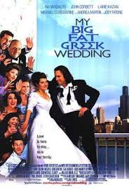 movie reflection my big fat greek wedding writework my big fat greek wedding