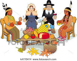 thanksgiving pilgrim clipart. Beautiful Thanksgiving Clipart  Thanksgiving Pilgrims And Indian Couple Fotosearch Search Clip  Art Illustration Murals To Pilgrim