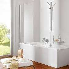 <b>Шторка для ванны Huppe</b> 501 Design pure 512401 распашная в ...