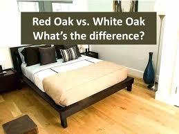 stock oak hardwood flooring red vs white whats the difference home hardware s stock oak hardwood flooring
