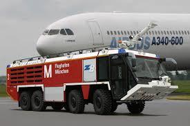 Airport - Tour mit Besichtigung der Feuerwehr