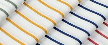 <b>New autumn</b>/<b>winter</b> fabrics for Apposta in check, stripe and non-iron