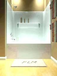 one piece shower with bathtub one piece shower with bathtub one piece tub shower combo acrylic