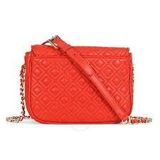 Tory Burch Marion Quilted Crossbody Bag - Masaai Red - Tory Burch ... & Tory Burch Marion Quilted Crossbody Bag - Masaai Red Adamdwight.com
