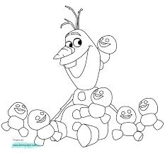 frozen fever coloring pages - Szukaj w Google … | Pinteres…