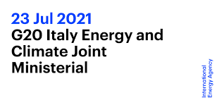 G20 Italy Energy and Climate Joint Ministerial - Event - IEA