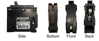 Square D Series Rating Chart Siemens Qp Series Circuit Breakers Rileyelectricalsupply Com