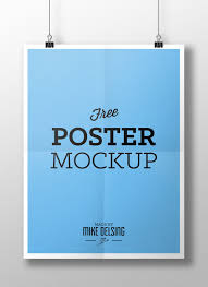 Mockup Poster Freebie Friday Free Poster Mockup My Blog Posts Pinterest