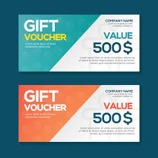 Printable Gift Vouchers Template Fascinating Coupon Vectors Photos And PSD Files Free Download