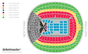 Ticketmaster Taylor Swift Seating Chart Taylor Swift Croke Park June 15 16th 2018 No Ticket
