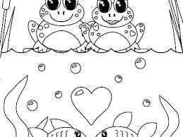Christian Valentines Day Coloring Pages Printable Free Sheets For