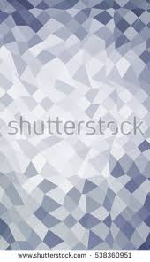polygon background silver color vector illustration stock vector  bright background for greeting cards polygon background white silver color vector illustration to